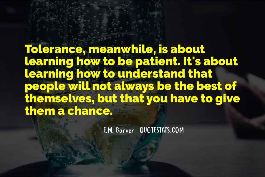 E.M. Garver Quotes #31527
