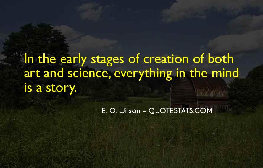 E. O. Wilson Quotes #1015914