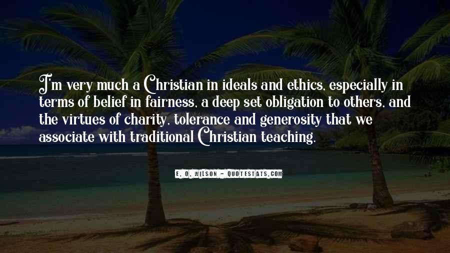 E. O. Wilson Quotes #1164361