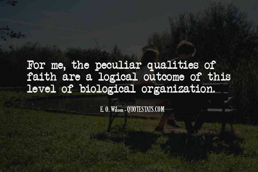 E. O. Wilson Quotes #116449