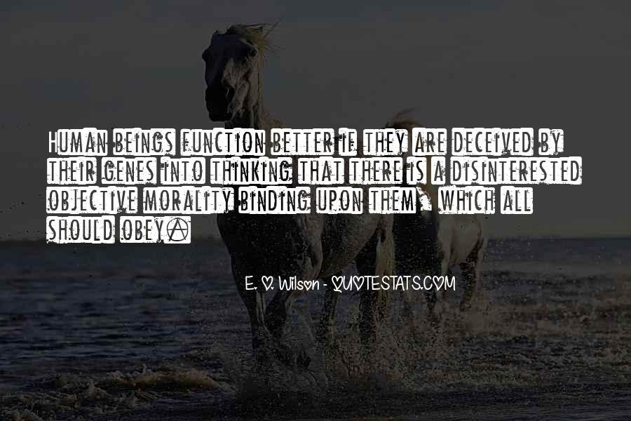 E. O. Wilson Quotes #11661