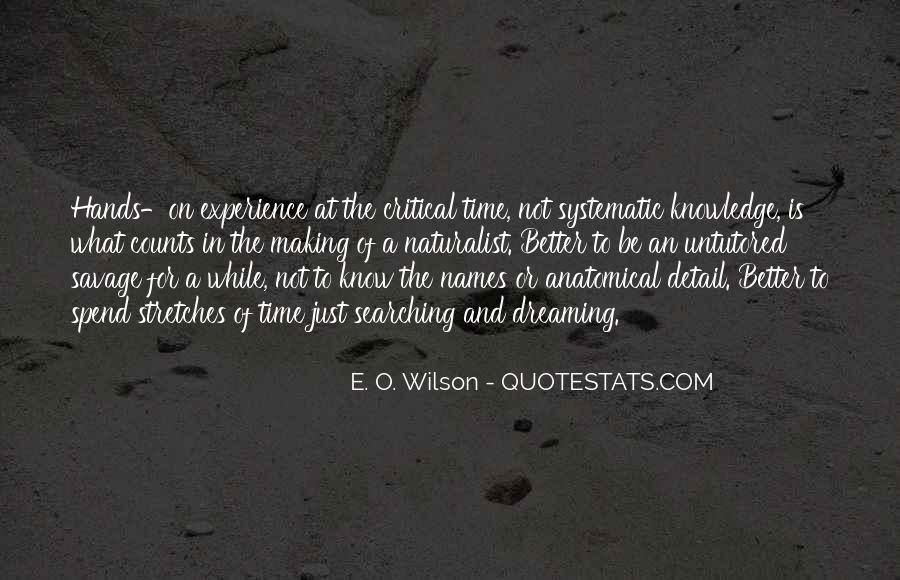 E. O. Wilson Quotes #1282289