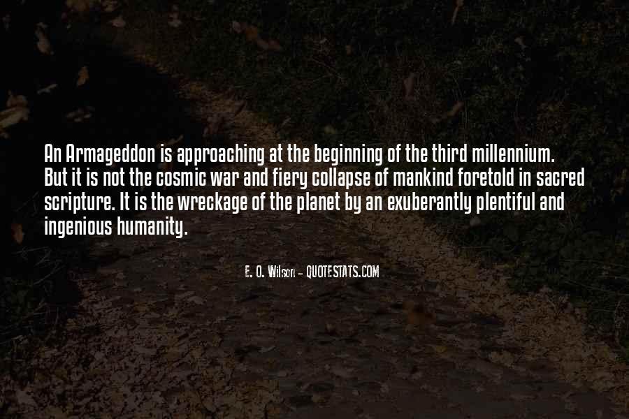 E. O. Wilson Quotes #1318665