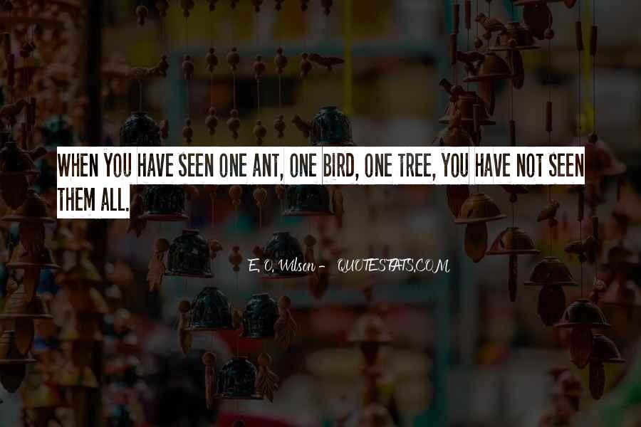 E. O. Wilson Quotes #1459597