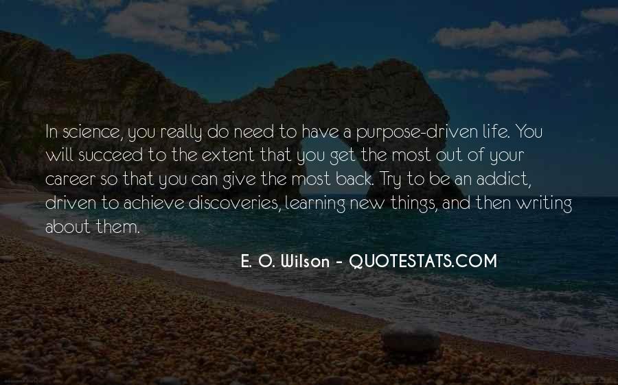 E. O. Wilson Quotes #1535237