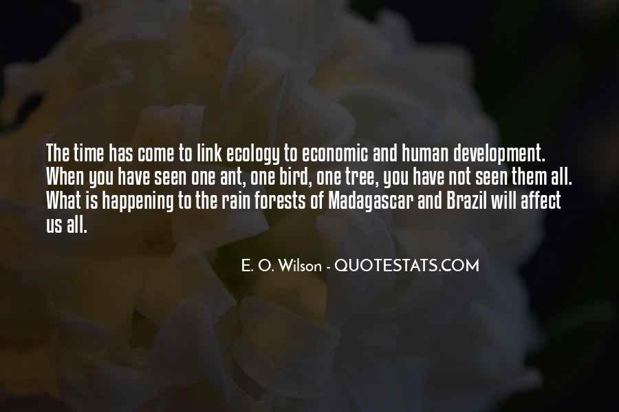 E. O. Wilson Quotes #1586377