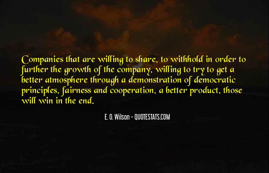 E. O. Wilson Quotes #159482