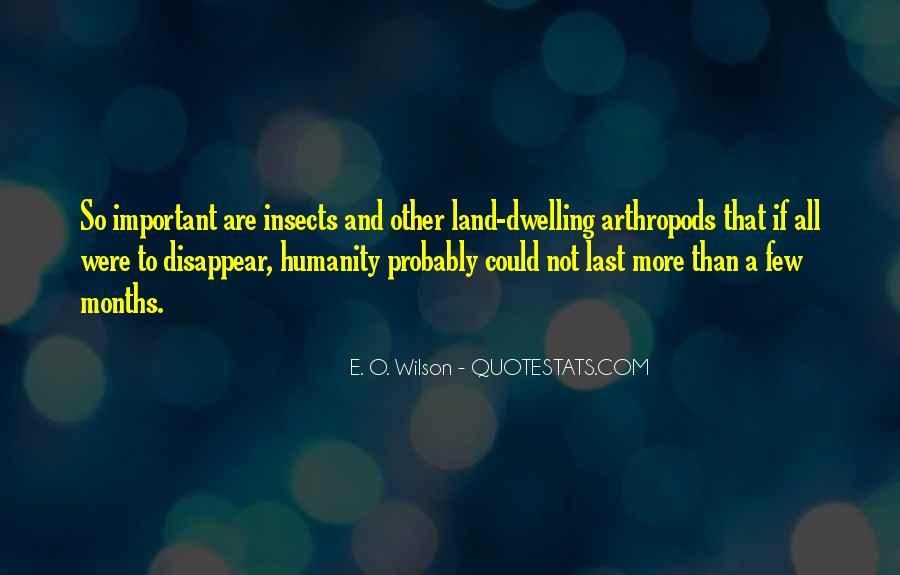 E. O. Wilson Quotes #159750