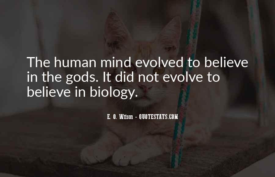 E. O. Wilson Quotes #1627635
