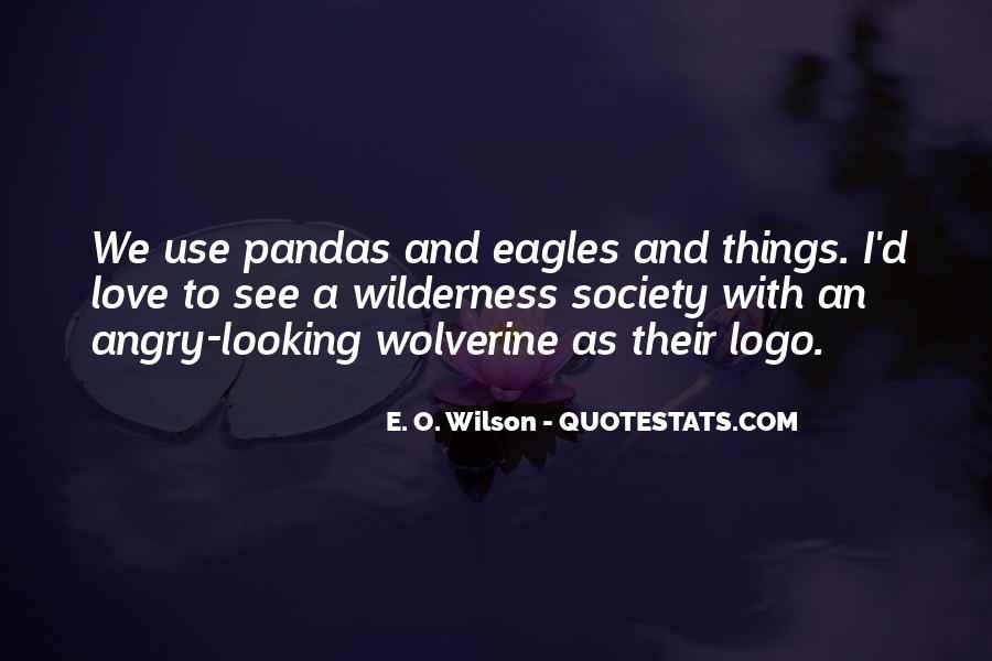 E. O. Wilson Quotes #1644817