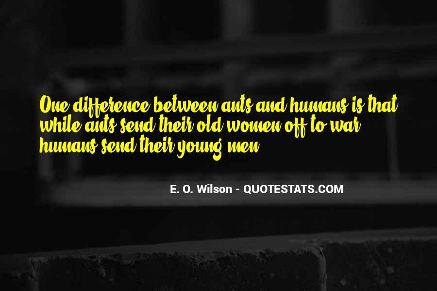 E. O. Wilson Quotes #1789472
