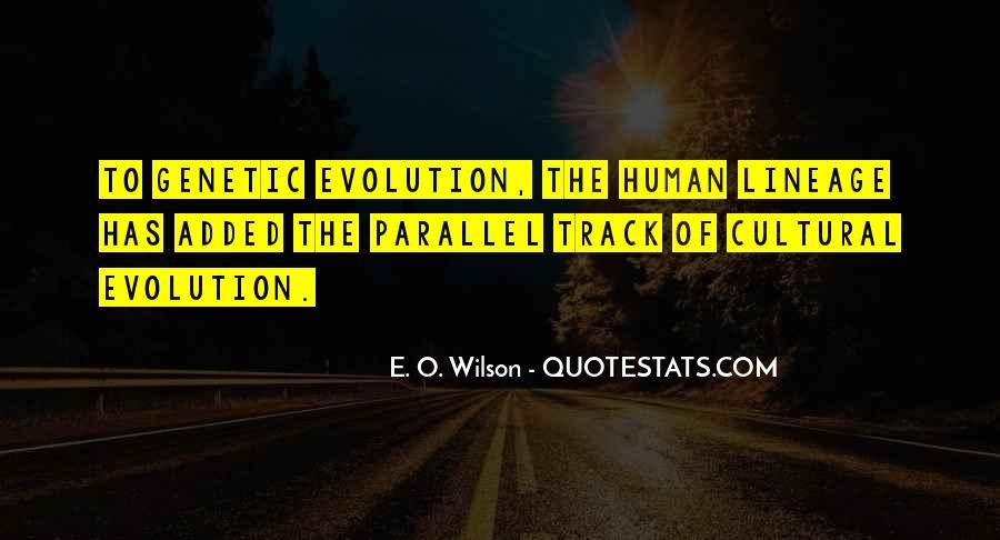 E. O. Wilson Quotes #211298