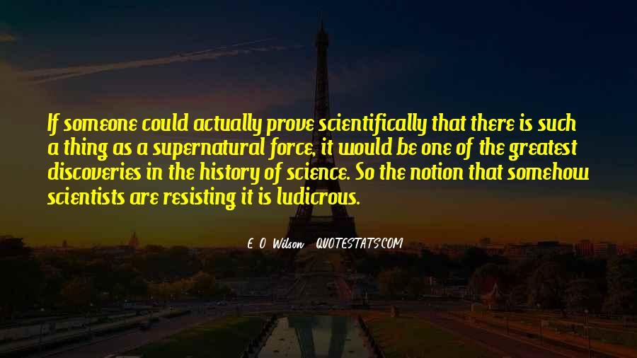 E. O. Wilson Quotes #222966