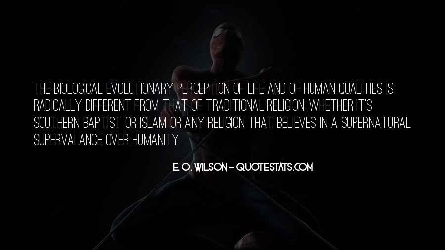 E. O. Wilson Quotes #235129