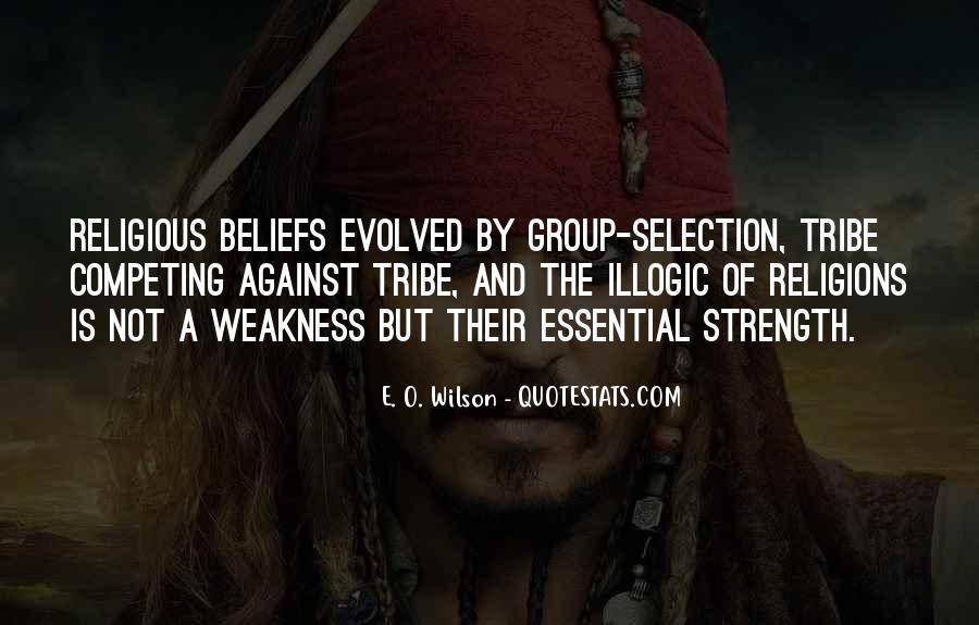 E. O. Wilson Quotes #289725