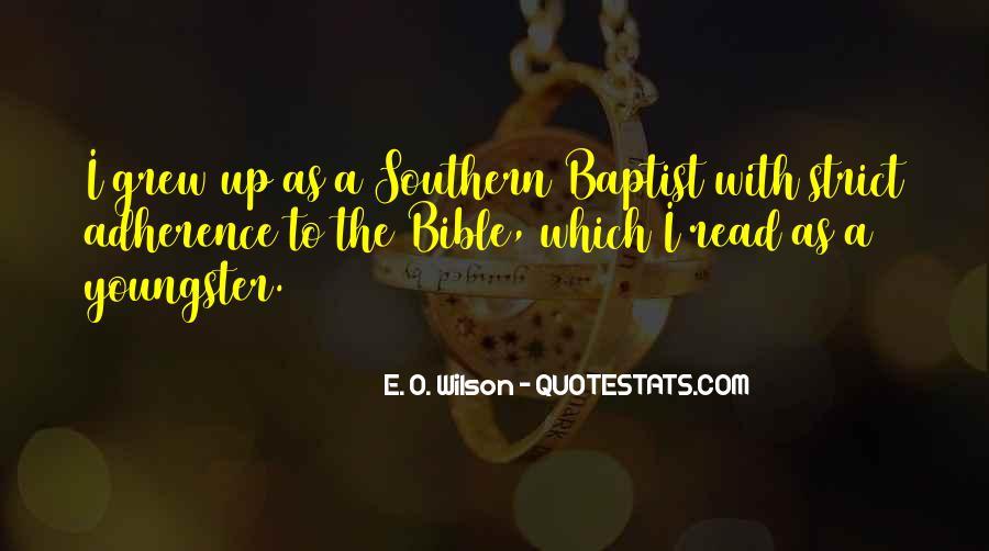 E. O. Wilson Quotes #374658