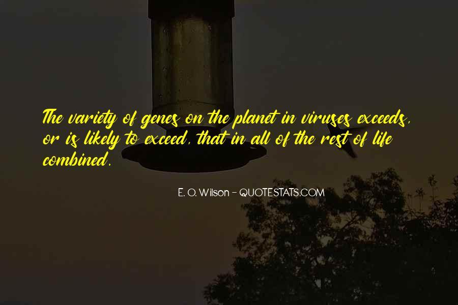 E. O. Wilson Quotes #473908