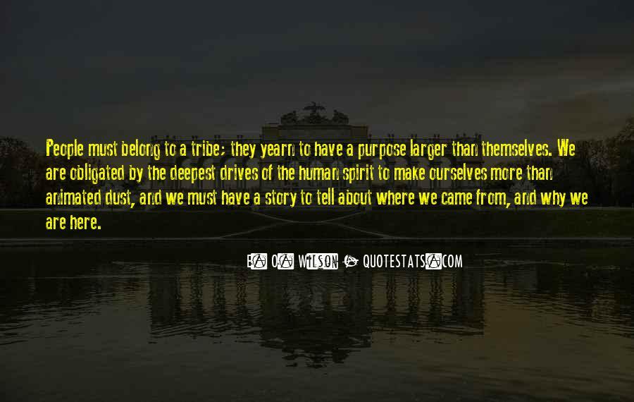E. O. Wilson Quotes #555540