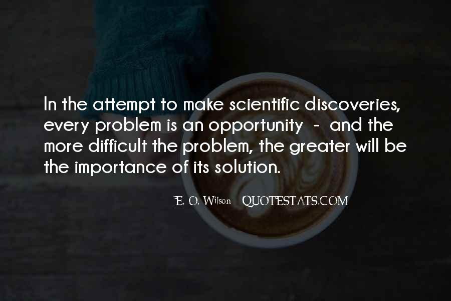 E. O. Wilson Quotes #572999