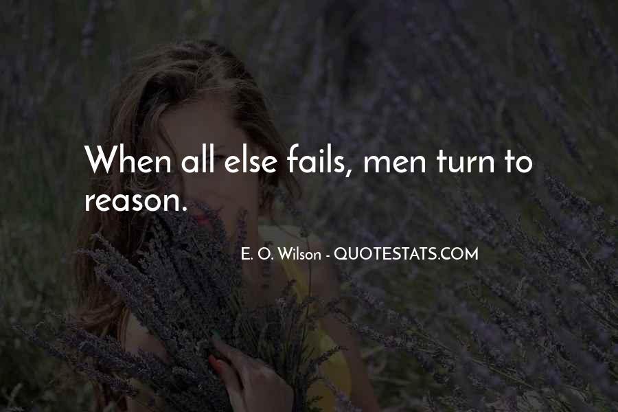 E. O. Wilson Quotes #82247
