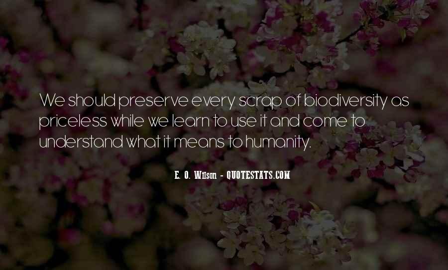 E. O. Wilson Quotes #904407