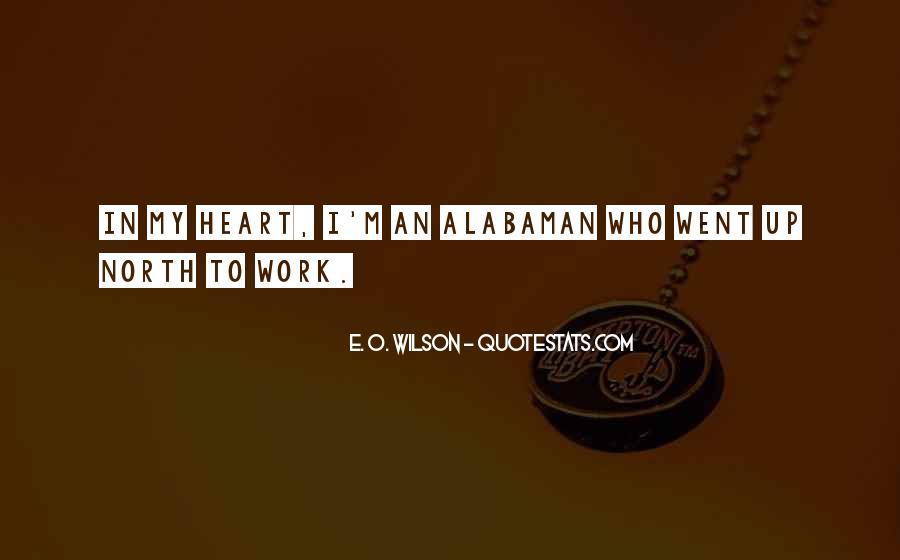E. O. Wilson Quotes #909961