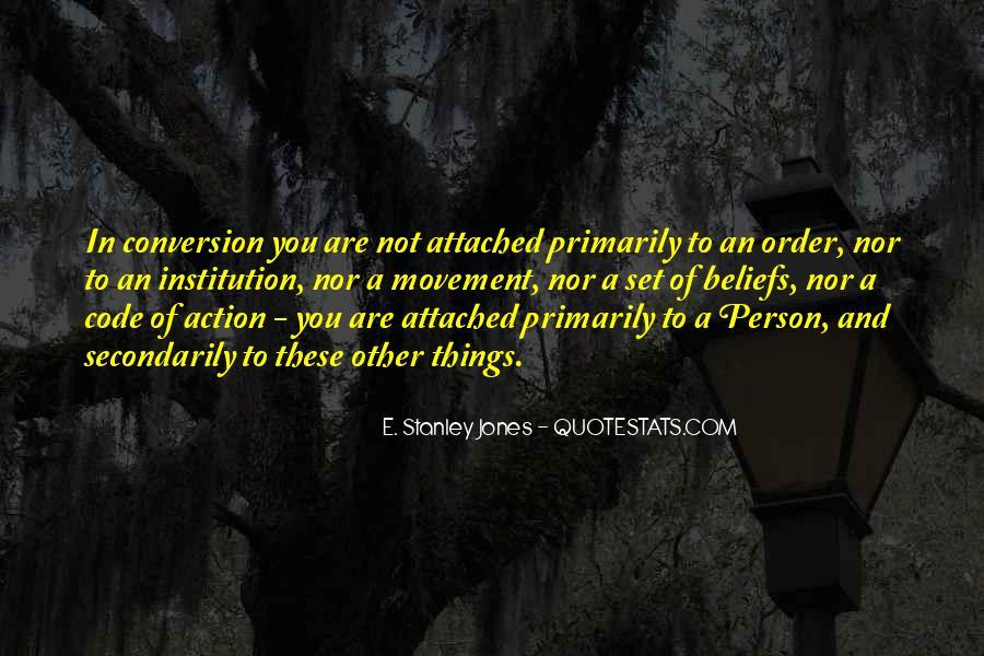 E. Stanley Jones Quotes #318532