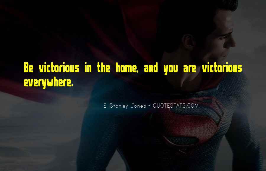 E. Stanley Jones Quotes #402538