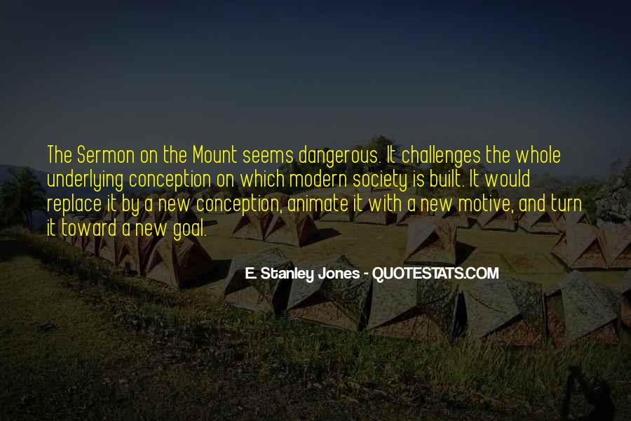 E. Stanley Jones Quotes #422136