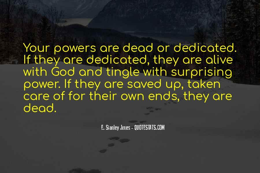 E. Stanley Jones Quotes #446354
