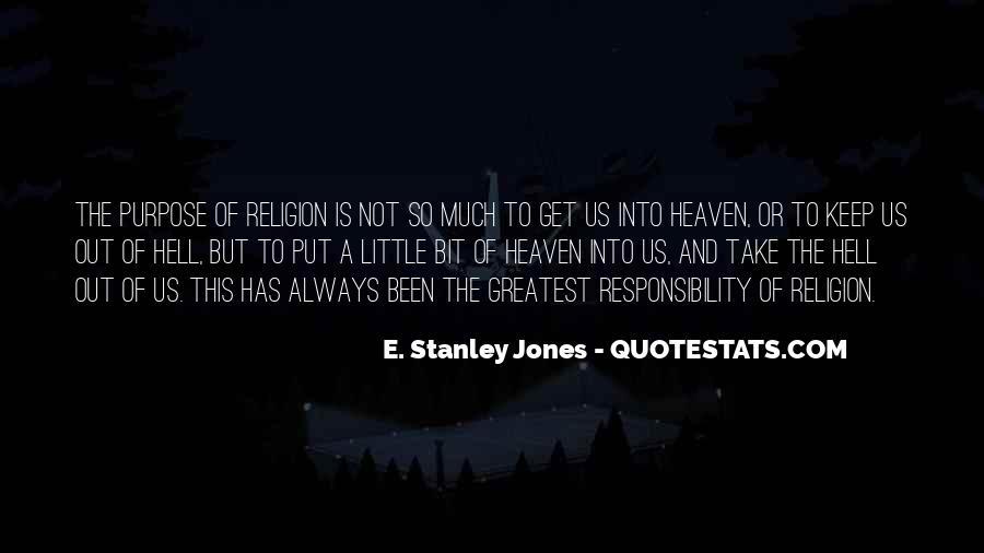 E. Stanley Jones Quotes #657469