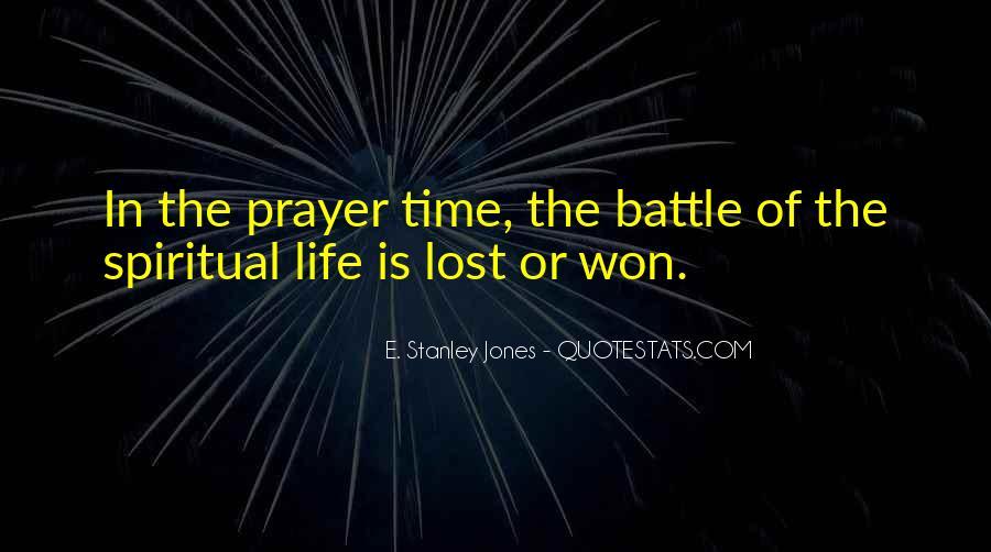 E. Stanley Jones Quotes #885940