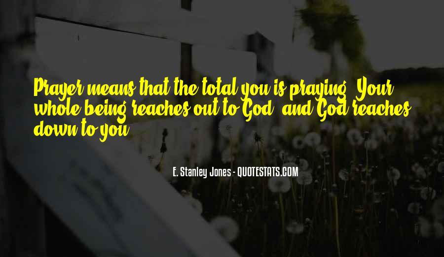 E. Stanley Jones Quotes #890654