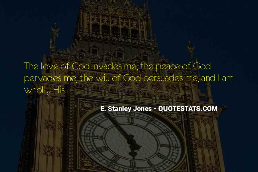 E. Stanley Jones Quotes #910126