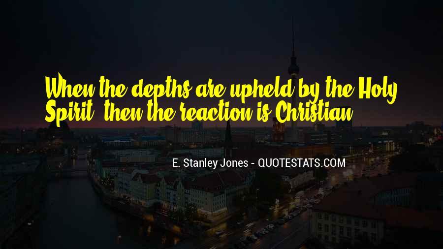 E. Stanley Jones Quotes #93094