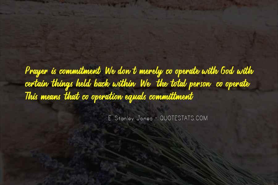 E. Stanley Jones Quotes #949866