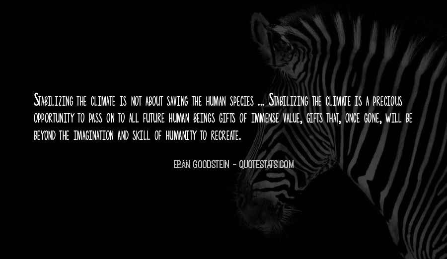 Eban Goodstein Quotes #1319335