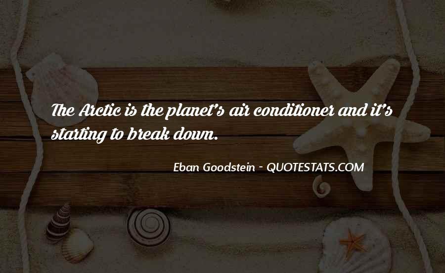Eban Goodstein Quotes #1844275