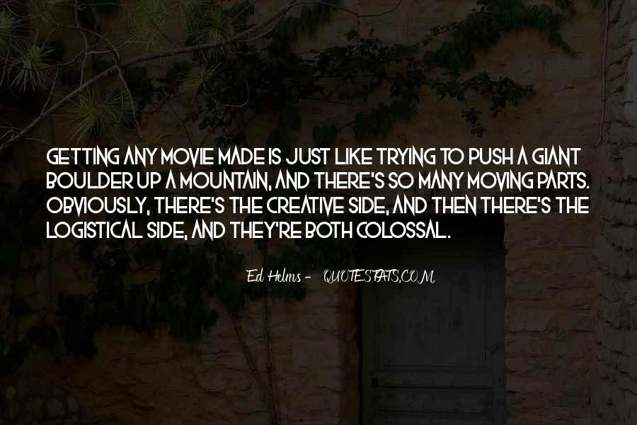 Ed Helms Quotes #1016257