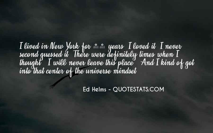 Ed Helms Quotes #1447951