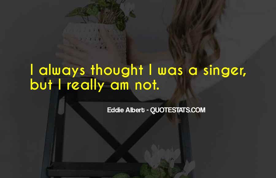 Eddie Albert Quotes #769485