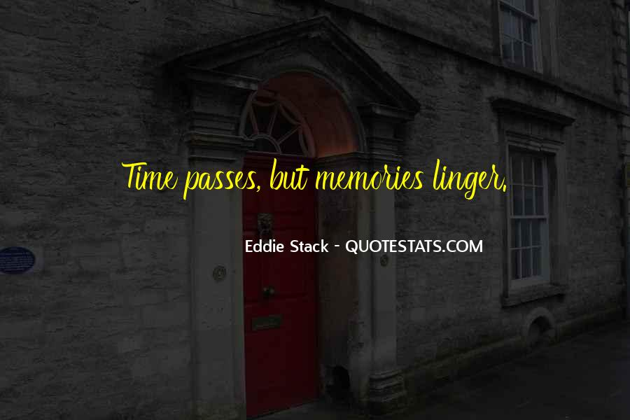 Eddie Stack Quotes #1539220