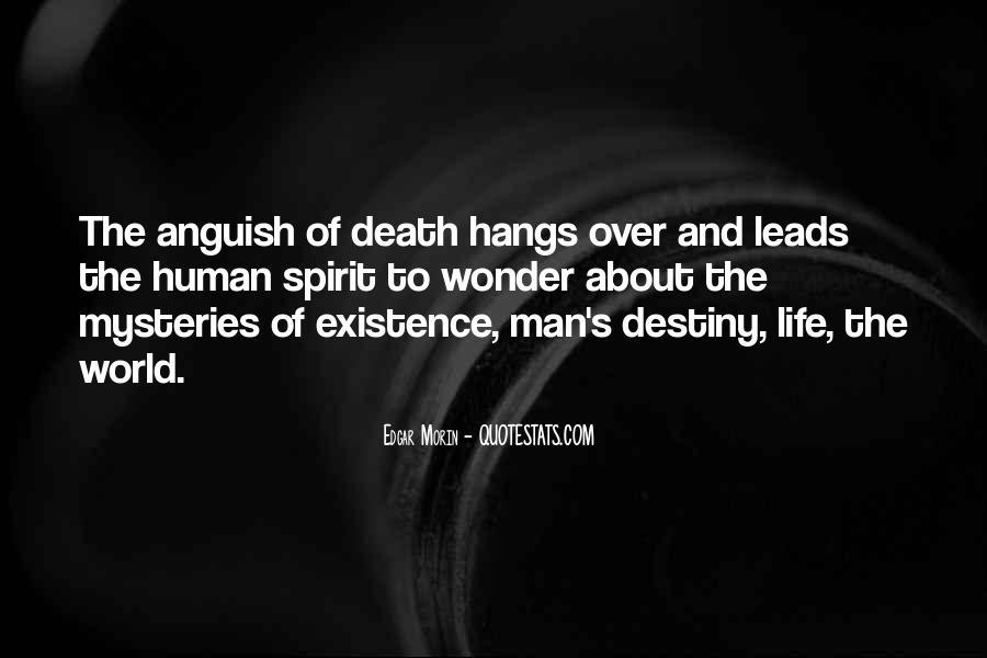 Edgar Morin Quotes #1090567