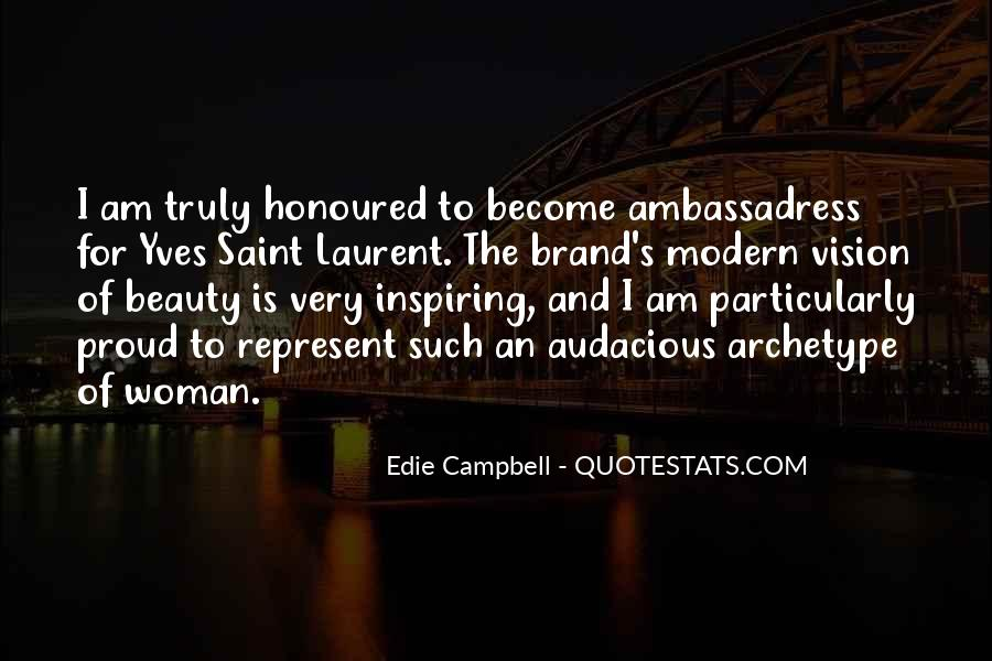 Edie Campbell Quotes #1327052