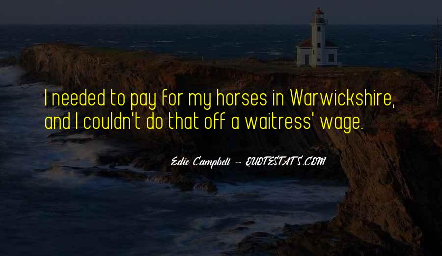 Edie Campbell Quotes #1475689