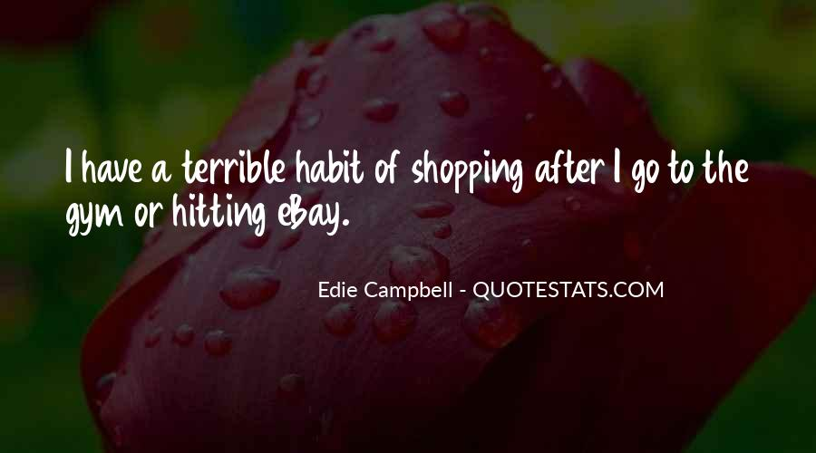 Edie Campbell Quotes #17258