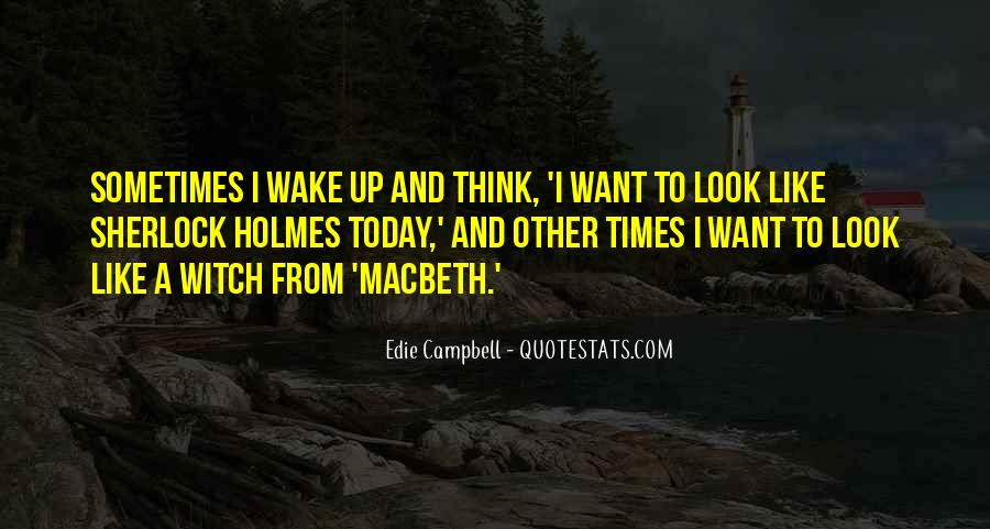 Edie Campbell Quotes #1748671