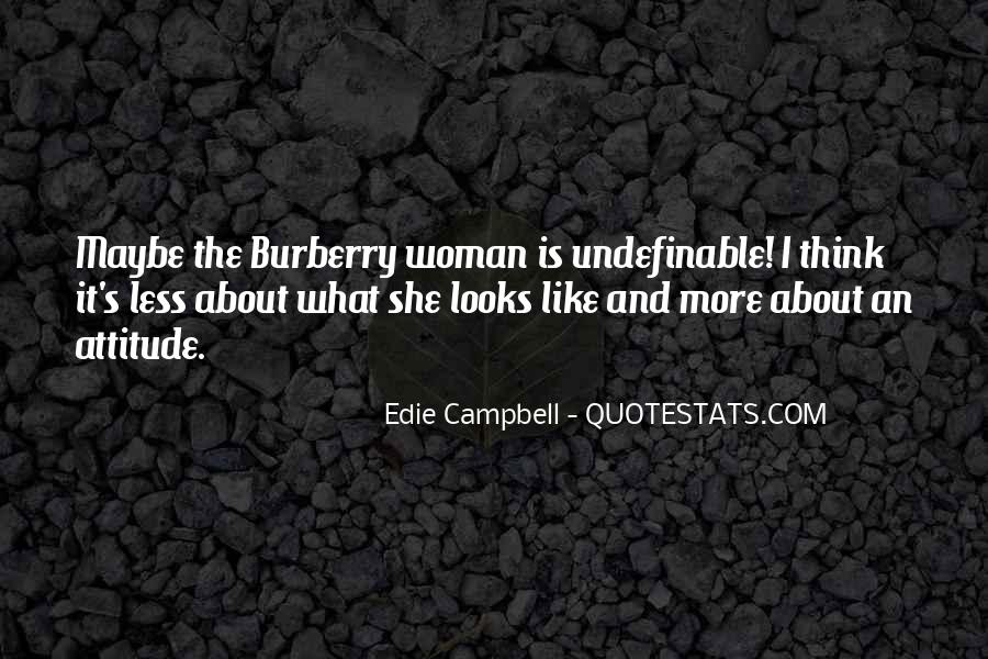 Edie Campbell Quotes #625292