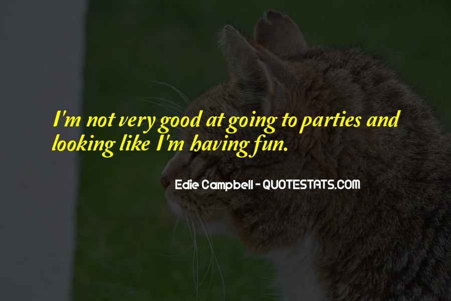 Edie Campbell Quotes #784951