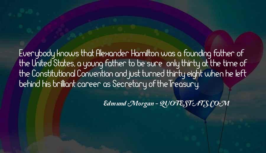Edmund Morgan Quotes #1094834